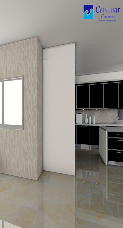 Casas de concepto abierto decoraci n y cer mica for Concepto de ceramica
