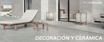 REVISTA DECORACION Y CERAMICA
